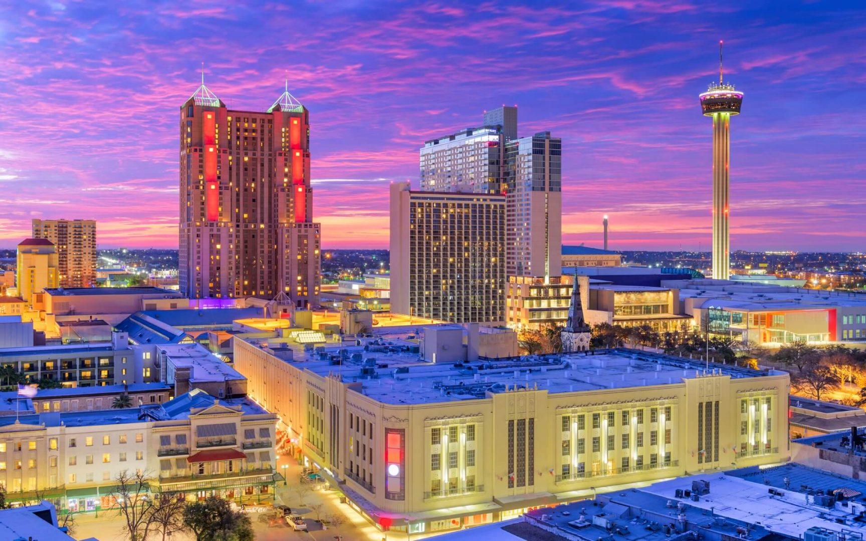 San Antonio | City Header Image